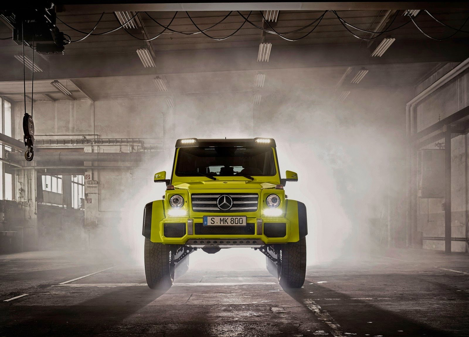 Mercedes Benz G500 4x4 2 2015 Concept Stylish Cars Hd Wallpapers