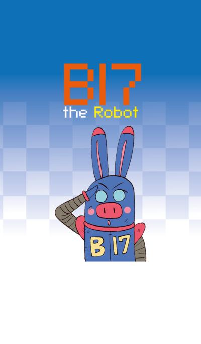 B17 the Robot