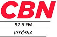Rádio CBN FM - Vitória/ES