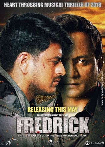 Fredrick 2016 Hindi CAMRip XviD 700MB
