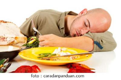 Tidur di Meja Makan - Kumpulan Artikel Pengetahuan Umum