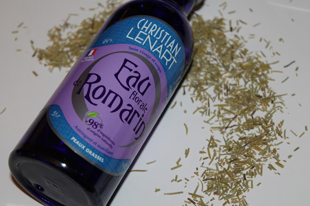 Eau Florale de Romarin - Christian Lenart