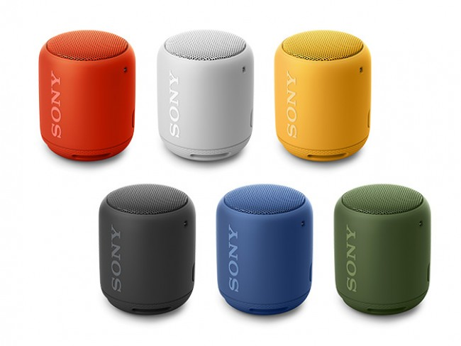 A New Tiny Bluetooth speaker Released by Sony For The EXTRABASS