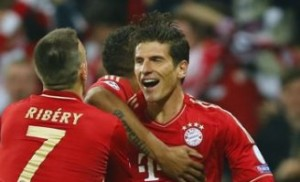 CHELSEA PREPARING €30 MILLION BID FOR MARIO GOMEZ