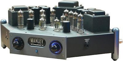 Amplifiers Integrated Hi-End Manley Stingray II