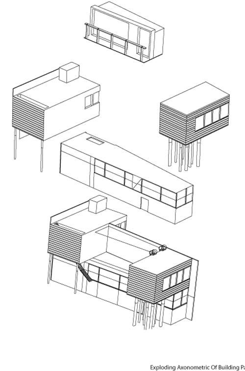cell diagram label art domestic current kann case study villa dall ava by rem diagram of art