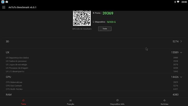 Análise: Box Android MXIII-G 32