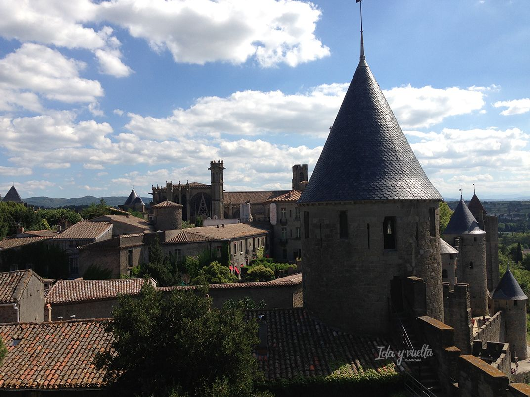 24 horas en Carcassonne