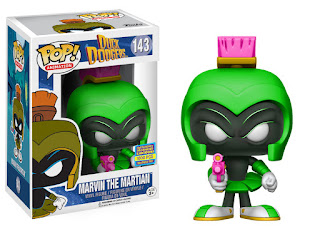 Pop! Animation Green Marvin The Martian.