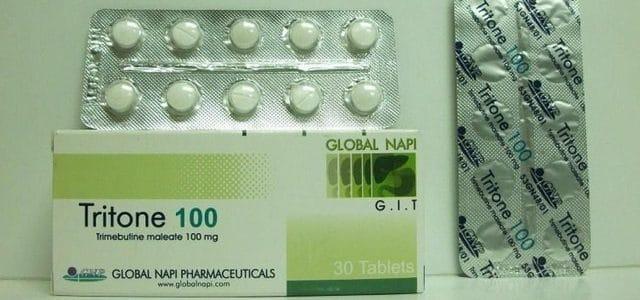 سعر ودواعي إستعمال ترايتون أقراص Tritone لعلاج إلتهابات القولون