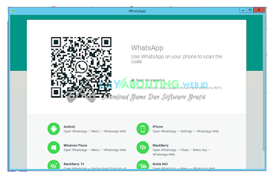 WhatsApp For Windows Terbaru 0.2.2243 Free Download