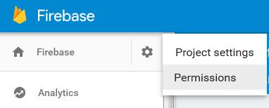 Firebase Permissions