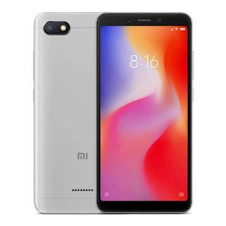 Biasa merupakan salah satu smartphone besutan  Spesifikasi dan Harga Xiaomi Redmi 6A, RAM 3GB dan 2GB Smartphone Terbaru Xiaomi