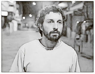 Rafael Mentges, em 'Desvios', de Pedro Guindani (2016)