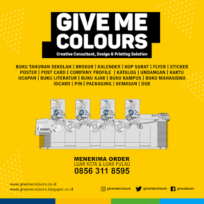 Promo-Give Me Colours-Percetakan-Desain-Buku-Tahunan