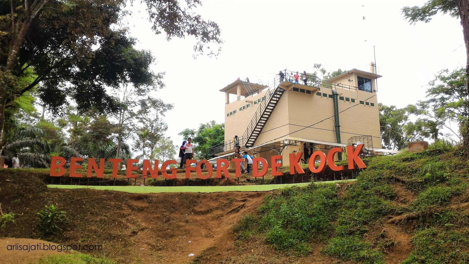 Benteng Ford de Kock - Bukittinggi