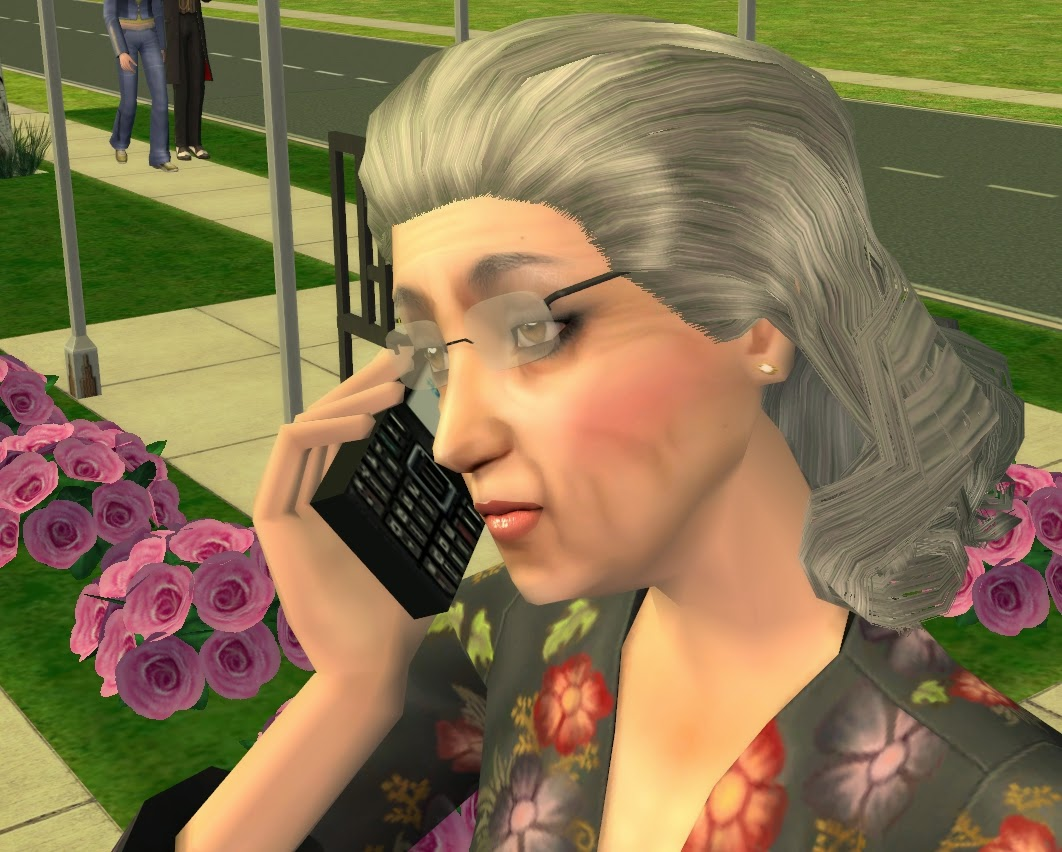 TheNinthWaveSims: The Sims 2 - Assurance Wireless DR Cell Phone (UNI