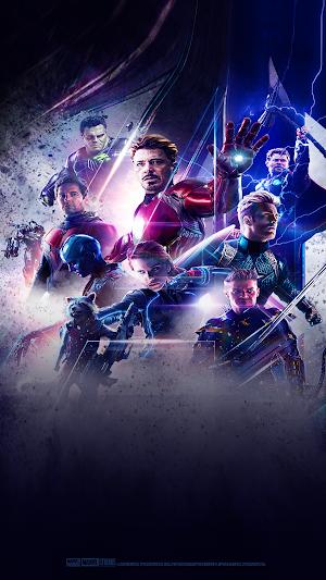 Nuevos wallpaper de Avengers Endgame