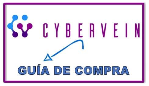 Comprar y Guardar en Wallet CyberVein (CVT) Tutorial Completo y Actualizado