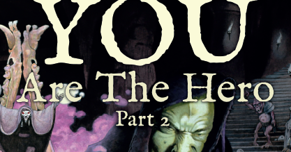 Jonathan Green Author Gamebook Friday You Are The Hero Part 2
