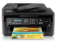 Epson WF-2530 Wireless Printer Setup