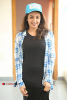 Actress Tejaswi Madivada Stills in Balck Long Dress at Babu Baga Busy Movie Interview  0033.jpg
