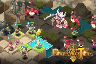 Fantasy War Tastics Mod APK