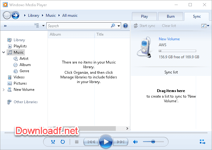 windows media player 11 for windows xp free download