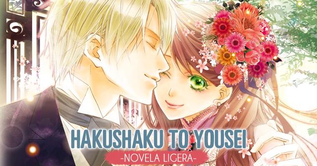 Hakushaku to Yousei - Novela Ligera