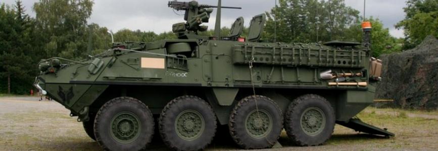 США погодили продаж Аргентині БТРів M1126 Stryker