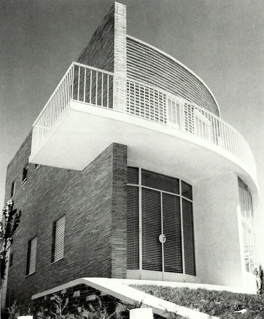 Casa Arvesú en Madrid. Alejandro de la Sota