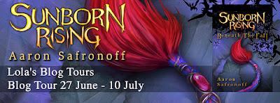 Sunborn Rising banner