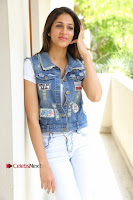 Telugu Actress Lavanya Tripathi Latest Pos in Denim Jeans and Jacket  0062.JPG