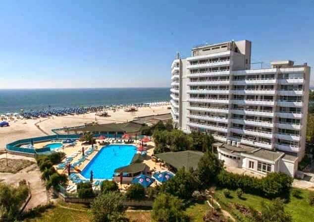 1 mai 2015 oferta cazare mamaia hotel savoy piscina exterioara
