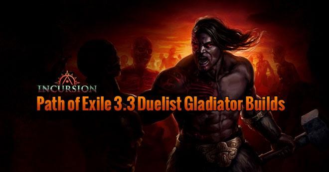 Path Of Exile Duelist   Sunder Build