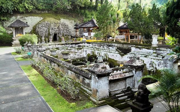Sejarah Rumah Adat Galuh Bali