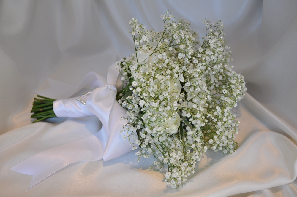 Helen Jane Floristry: Favourite Flower for January: Gypsophila