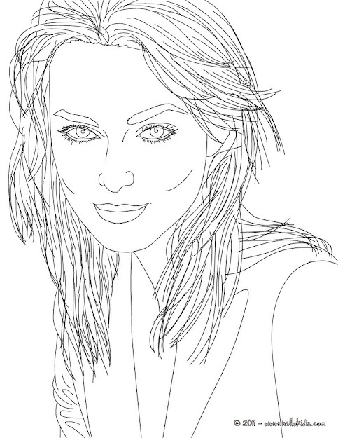 Miss Keira Knightley To Colour In  Coloring Page  Famous People Coloring  Pages  Famous