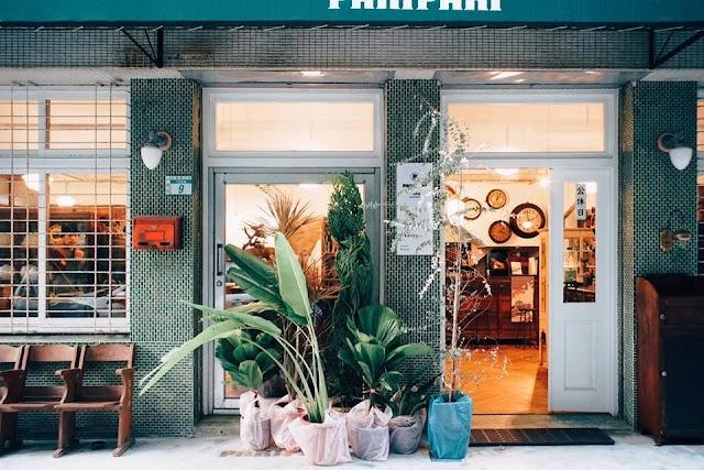 【純樸台南】穿過老巷弄 尋PARIPARI パリパリ APARTMENT