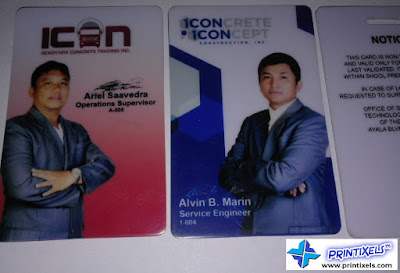 PVC ID Cards - Icon