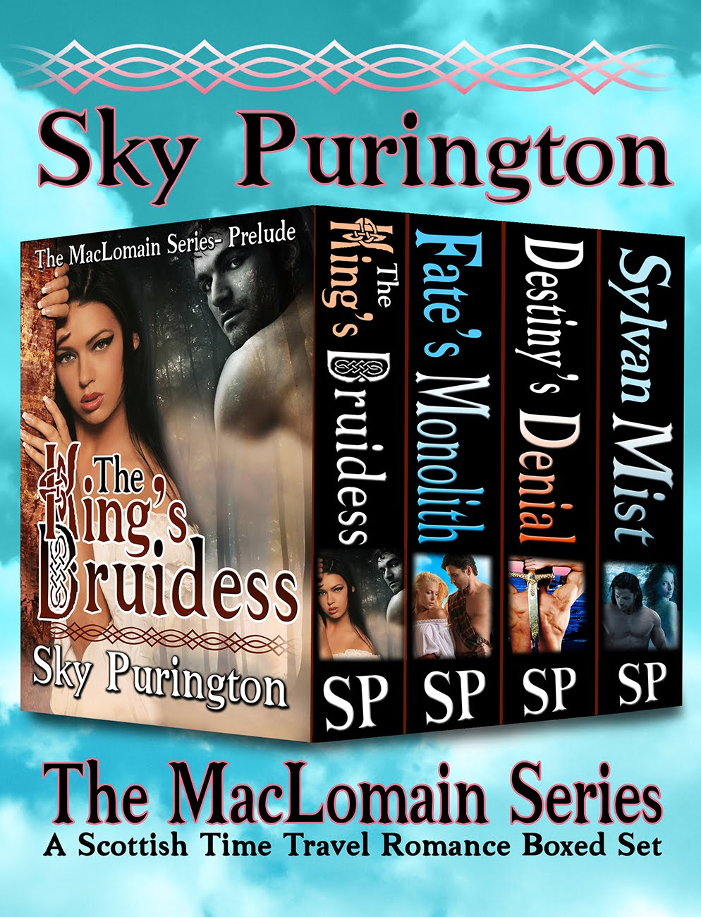The MacLomain Series Boxed Set