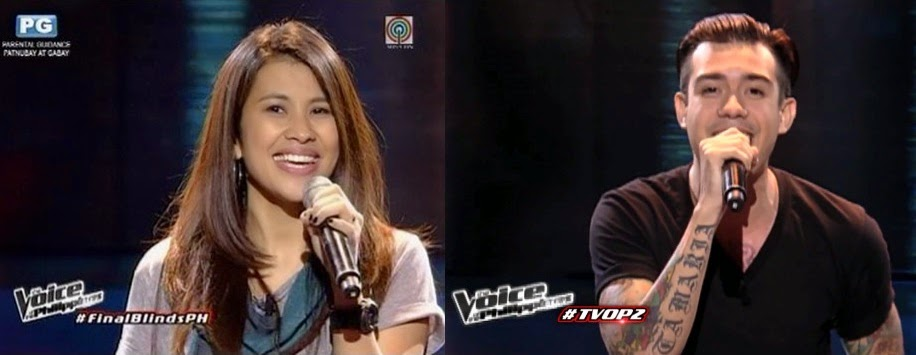 'The Voice PH' 5th Live Shows results: Suy Galvez, Jason Fernandez eliminated
