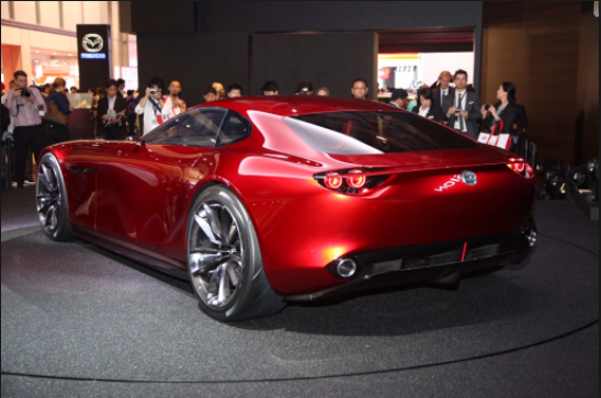 2019 Mazda Rx 9 Uses Light And Portable Components With Various Graphite Elements Inside The Body Such As Miata Skyactive System