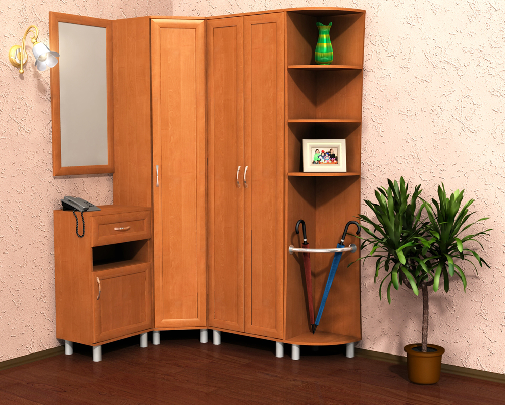 Creative%2BSmall%2BCorner%2BWall%2BCabinets%2B%252811%2529 35 Inventive Small Nook Wall Cupboards Interior