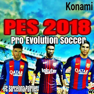 FTS Mod PES 2018 by Dava Apk + Data Obb