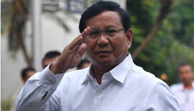 Pengamat: Prabowo Berpotensi Kembali Menang di Sumbar