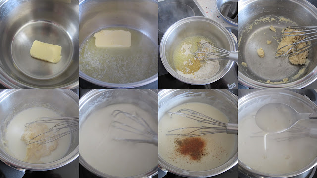 cocinitas 003 - Salsa Bechamel