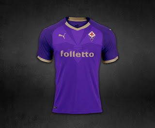 Camiseta Fiorentina 2018 - Fiorentina Kit 2018 - HOME