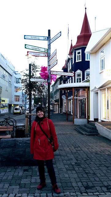 Where to go in Iceland go to Akureyri