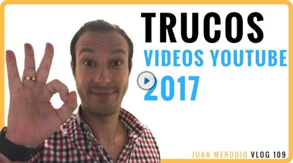 Trucos para posicionar vídeos en Youtube en 2017